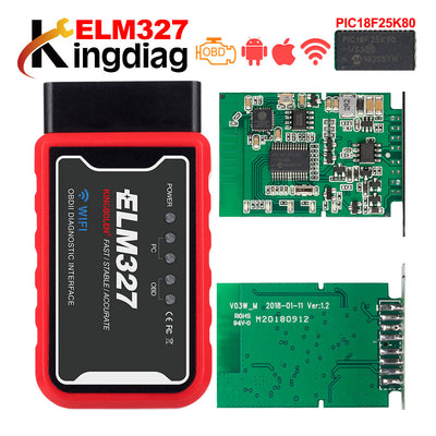 Mini ELM327 Bluetooth 2.0 Interface V2.1 OBD2 OBD 2 Auto Diagnostic-outil ELM 327 fonctionne sur Android couple/PC v 2.1 BT adaptateur - Beewik-Shop.com