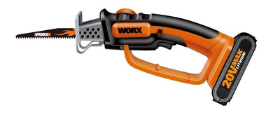 WORX WG894E 20 v Au Lithium-Ion Handy Saw avec 2 Ah Powershare Batterie plate-forme - Beewik-Shop.com