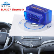 Super Mini Elm327 Bluetooth OBD2 V2.1 Elm 327 V2.1 OBD 2 voiture outil de Diagnostic Scanner orme-327 OBDII adaptateur outil de Diagnostic automatique - Beewik-Shop.com