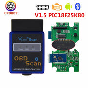 Scanner Vgate Mini ELM327 Bluetooth 1. 5 PIC18F25K80 puce OBD2 outil de Diagnostic de voiture Scanner orme 327 v1.5 obd 2 pour Android - Beewik-Shop.com