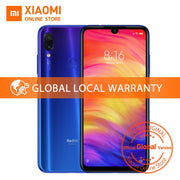 "World Version Xiaomi Hinweis Redmi 7 4 64 GB GB Smartphone Snapdragon Octa-Core 660 4000 6.3 mAh ""2340 1080 48MP * + 5MP Handy"