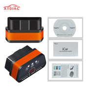 ELM327 Vgate icar2 Bluetooth/Wifi OBD2 outil de Diagnostic ELM327 Bluetooth OBD 2 Scanner Mini ELM327 WiFi pour Android/IOS/PC - Beewik-Shop.com