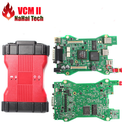 2019 plus récent VCM 2 Scanner dianostique multi-langue VCM2 IDS V101 V96 V86 outil de Diagnostic VCM II VCMII OBD2 Scanner pour Frd/m-azda - Beewik-Shop.com