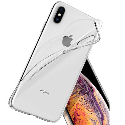 SUREHIN étui pour apple iphone 6 plus 6S 8 7 plus XS MAX XR transparent TPU housse de protection souple pour iphone 6s plus cas - Beewik-Shop.com