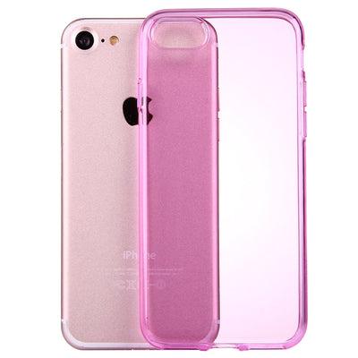HAWEEL for  iPhone 8 & 7  Soft Semitransparent TPU Protective Case(Pink) - Beewik-Shop