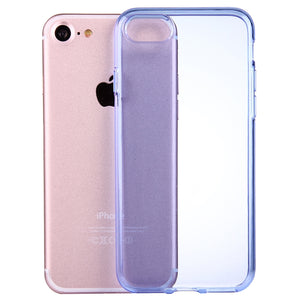 HAWEEL for  iPhone 8 & 7  Soft Semitransparent TPU Protective Case(Blue) - Beewik-Shop