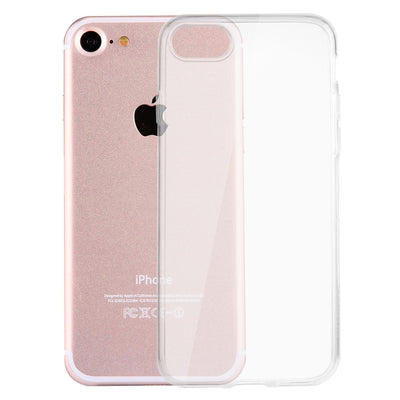 HAWEEL for  iPhone 8 & 7  Soft Transparent TPU Protective Case(Transparent) - Beewik-Shop