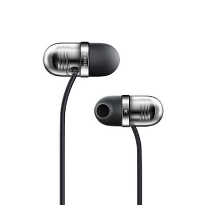 Original Xiaomi JNEJ01JY Capsule Earphone In-Ear Stereo Bass Wired Ear Cup With MEMS Microphone, For iPhone, iPad, iPod, Xiaomi, Samsung, Huawei and Other Smartphones with 3.5mm Earphone Port(Black) - Beewik-Shop.com