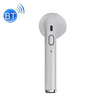 V2 Mini Wireless Bluetooth In-Ear Earphones with Button Control & Mic, Support Handfree Call, For iPhone, Samsung, HTC, Sony and other Smartphones(White) - Beewik-Shop.com