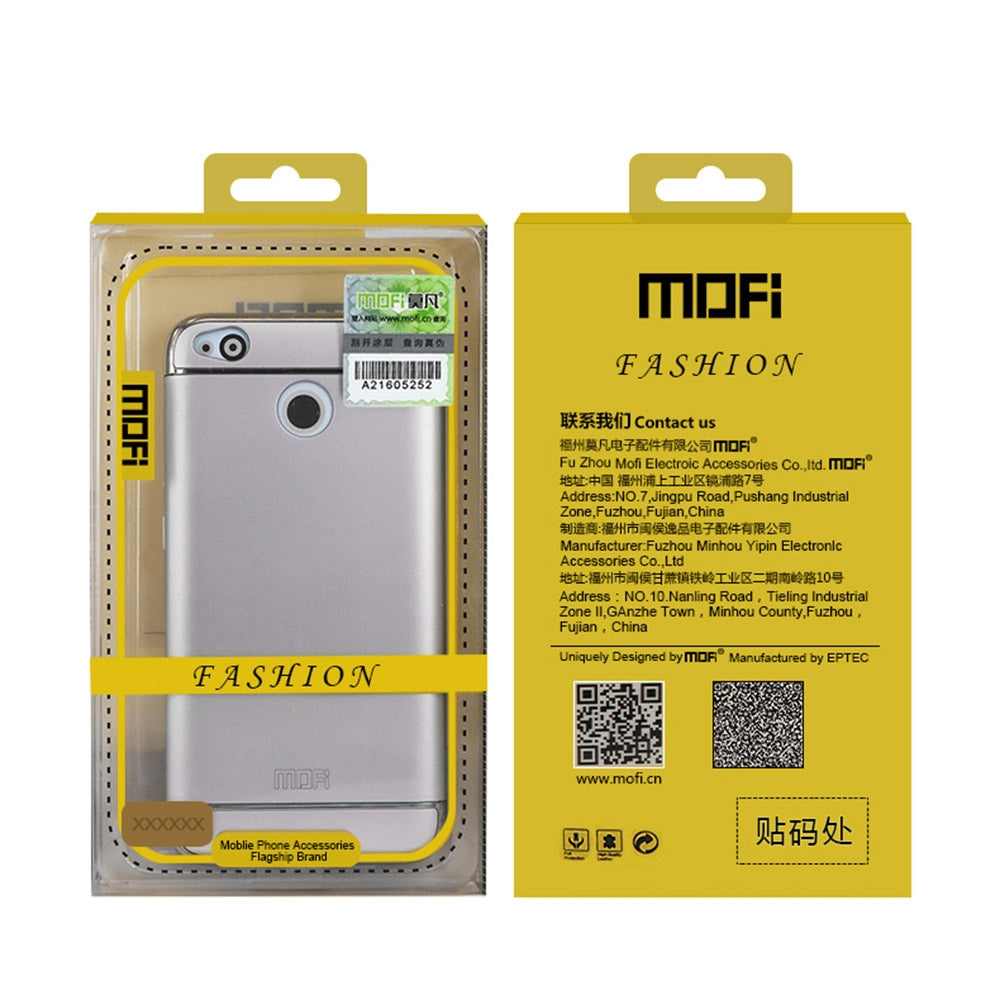 MOFI for iPhone 7 Ultra-thin Three Stage Splicing Electroplating