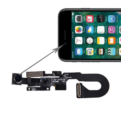 Camera Avant iPhone 7 Face avant Objectif Front Facing Camera - Beewik-Shop.com