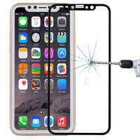 Film Verre trempé pour iPhone X 0.3mm 9H Tempered Glass - Beewik-Shop.com