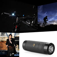 Enceinte Bluetooth Vélo éclairage LED Waterproof Flashlight FM Radio + Micro - Beewik-Shop.com