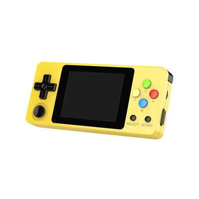 Console Portable LDK 2 Generation Retro Games Console Coloris Jaune - Beewik-Shop.com