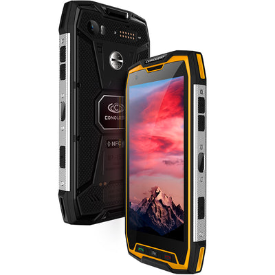 Conquest S9 Rugged Smartphone 6GB+64GB, IP68 Waterproof, Android 7.1, 5.5Inch 1920 x 1080 pixels, 2.35GHz, 6000mAh Battery - Beewik-Shop
