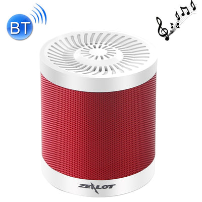Zealot S5 Bluetooth Speaker with Mic, Support Hands-free & TF Card & U Disk Play, For iPhone, Galaxy, Sony, Lenovo, HTC, Huawei, Google, LG, Xiaomi, other Smartphones - Beewik-Shop