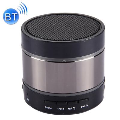 YX-S09U Multifunctional Mini Card Music Playback Bluetooth Speaker , with Color Light, Support Handfree Call & TF Card & U-disk & AUX Audio & FM Function & Earphone Out(Black) - Beewik-Shop.com