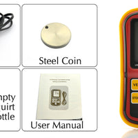 Digital Ultrasonic Thickness Gauge with Sound Velocity Measurement - Beewik-Shop.com
