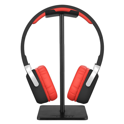 New Bee Universal Headphone Holder / Headset Stand / Headphone Desk Stand(Black) - Beewik-Shop.com