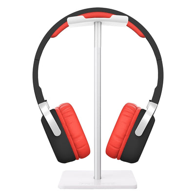 New Bee Universal Headphone Holder / Headset Stand / Headphone Desk Stand(White) - Beewik-Shop.com