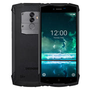 Preorder HK Warehouse Doogee S55 Android Phone - 5.5inch HD Screen, IP68, Octa-Core, 64GB ROM, Dual Camera, Fingerprint (Black) - Beewik-Shop.com
