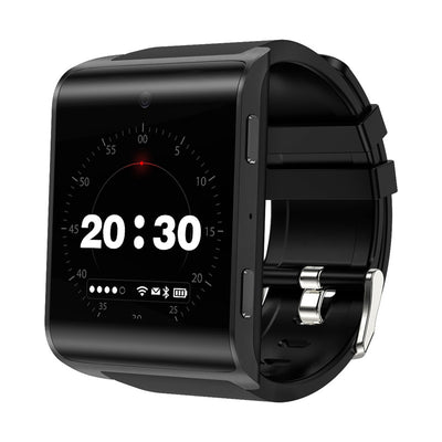 DM2018 Android Smart Watch - 4G, 1.54 InchTouch Screen, Pedometer, Heartrate Sensor, Android 6.0, 2MP Camera (Black - Beewik-Shop.com