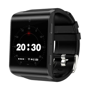 DM2018 Android Smart Watch - 4G, 1.54 InchTouch Screen, Pedometer, Heartrate Sensor, Android 6.0, 2MP Camera (Black