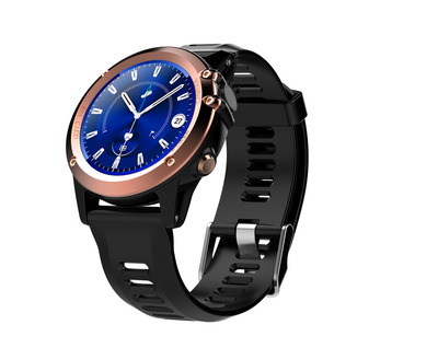 C1 IP68 Android Smart Watch - 3G,1.39 Inch Touch Screen, Altitude, air pressure,Pedometer, Heartrate - Beewik-Shop.com