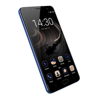 Gretel GT6000 Android Phone, Quad-Core CPU, 2GB RAM, 4G(Bleu) - Beewik-Shop.com