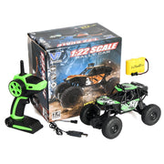 Remote Control Car Toy 2.4GHz 1:20 High Speed Racing Car Vehicle Toy Gift for Boys Kids green_1:20 - Beewik-Shop.com