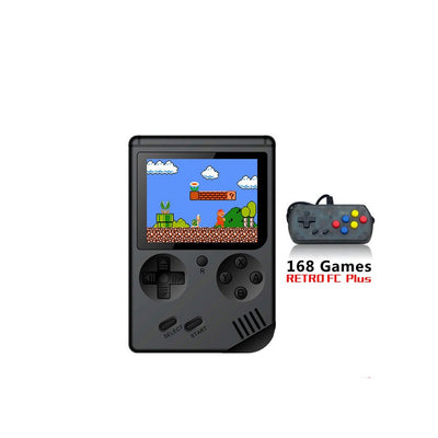 Console Portable Retro Mini Jeux 168Plus Double Personne Version - Beewik-Shop.com