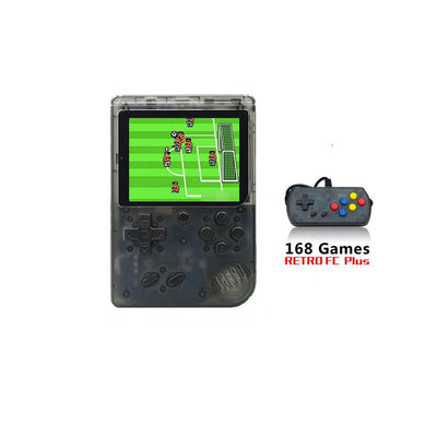 Console Portable Retro FC Mini Game Machine 168Plus