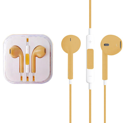High Quality EarPods with Remote and Mic for iPhone 6 & 6 Plus, iPhone 5 & 5S & 5C, iPhone 4 & 4S, iPad / iPod touch, iPod Nano / Classic - Beewik-Shop.com