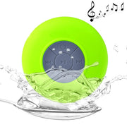 BTS-06 Mini Waterproof IPX4 Bluetooth V2.1 Speaker,Support Handfree Function, For iPhone, Galaxy, Sony, Lenovo, HTC, Huawei, Google, LG, Xiaomi, other Smartphones and all Bluetooth Devices(Green) - Beewik-Shop