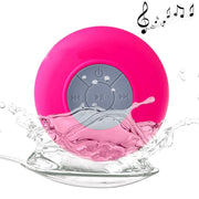 BTS-06 Mini Waterproof IPX4 Bluetooth V2.1 Speaker,Support Handfree Function, For iPhone, Galaxy, Sony, Lenovo, HTC, Huawei, Google, LG, Xiaomi, other Smartphones and all Bluetooth Devices(Magenta) - Beewik-Shop.com