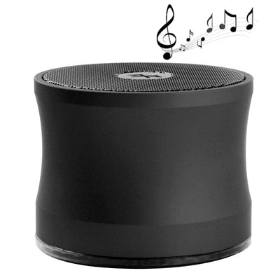 A109 Bluetooth V2.0 Super Bass Enceinte Portable (noir) - Beewik-Shop.com