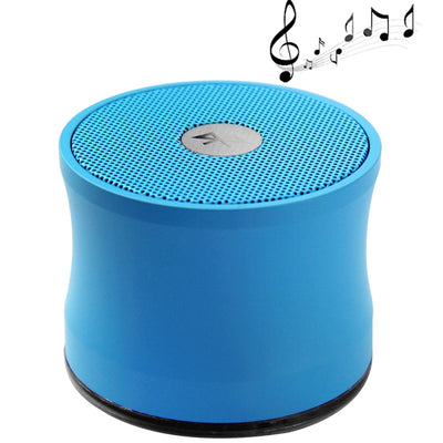 A109 Bluetooth V2.0 Super Bass Enceinte Portable (Bleu) - Beewik-Shop.com