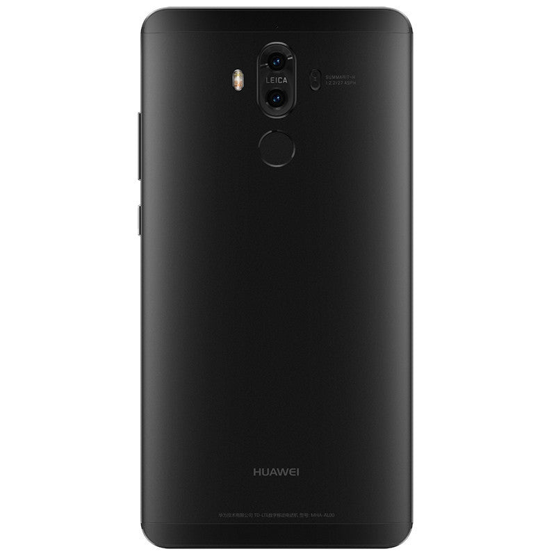 Huawei Mate 9 Android Smartphone - Android 7.0, Leica Dual-Camera, Octa-Core CPU, 4GB RAM, 5.9-Inch Display, OTG (Black) - Beewik-Shop.com