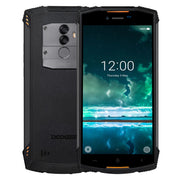 Preorder HK Warehouse Doogee S55 Android Phone - 5.5inch HD Screen, IP68, Octa-Core, 64GB ROM, Dual Camera, Fingerprint (Orange) - Beewik-Shop.com