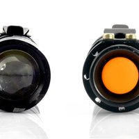 Mini Lampe de Poche CREE - 360 Lumens, Metal, Waterproof - Beewik-Shop.com