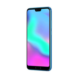 Huawei Honor 10 Smartphone - 5.84 Inch Full View Screen, Octa Core, 128GB ROM, Fingerprint, 24MP AI Camera (Blue) - Beewik-Shop