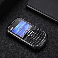 Quest T2 Cell Phone - Bluetooth, GSM, WiFi, Dual-IMEI, 32GB SD Card Slot, 1020mAh Battery, Physical Keyboard - Beewik-Shop.com