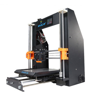 XVICO 3D Printer X1 - 2.4 Inch Touch Screen, Detachable Print Platform, Remote Feed, Auo-Leveling - Beewik-Shop.com