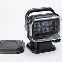 Projecteur de voiture LED - 50W, 3200 Lumens, LED Cree, IP65, 360° de rotation - Beewik-Shop.com