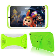 Android Tablet Computer  Green– For Kids,7 Inch Display, HD Visuals, 3000mAh Battery, Sophisticated Hardware, WiFi - Beewik-Shop.com
