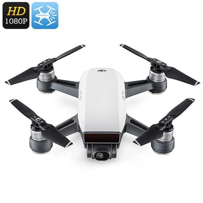 DJI Spark Mini Drone - 1080p Camera, 3D Sensor System, 50Km/h, FPV, WiFi, Gesture Mode, Auto Take-Off And Landing, 12MP CMOS - Beewik-Shop.com