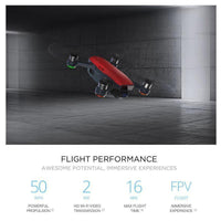 DJI Spark Mini Drone - 1080p Camera, 3D Sensor System, 50Km/h, FPV, WiFi, Gesture Mode, Auto Take-Off And Landing, 12MP CMOS