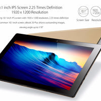 Onda OBook 20 Plus Dual-OS Tablet PC - Licensed Windows 10, Android 5.1, Quad-Core CPU, 10.1-Inch IPS Display, OTG, 4GB RAM - Beewik-Shop.com