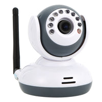 "Baby Monitor + Caméra Wi-Fi - Capteur CMOS 1/4 "", VOX, LCD 7"", vision nocturne - Beewik-Shop.com"