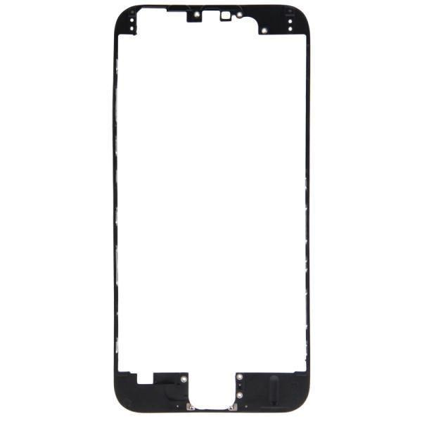 Front LCD Screen Bezel Frame for iPhone 6(Black) - Beewik-Shop.com